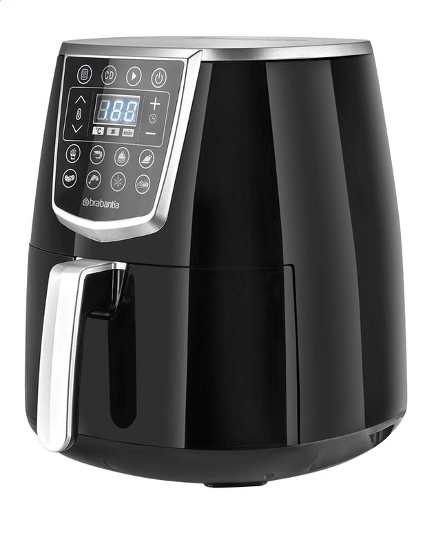 Brabantia BBEK1133 Airfryer - Review Test
