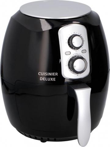 Cuisinier Deluxe Airfryer XL -3,6 Liter