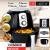 Cuisinier Deluxe Airfryer XL -3,6 Liter kopen
