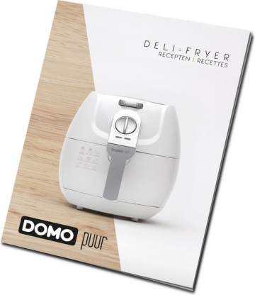 Domo DO469FR recepten boek
