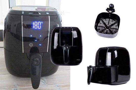 MOA Airfryer Deluxe review test