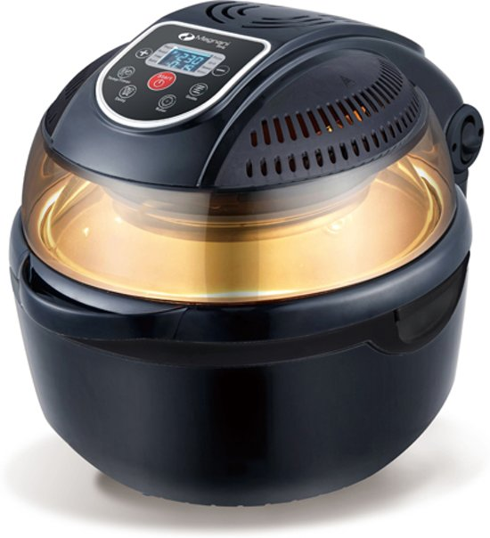 Magnani Health Fryer 10L - Review Test