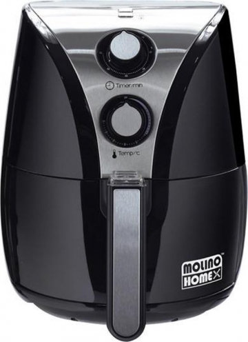 Molino Health Fryer 3,5L review test