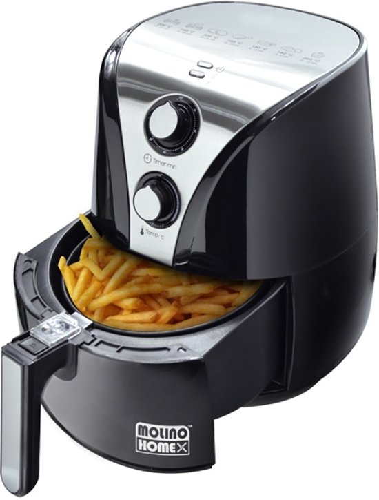 Molino Health Fryer 3,5L - Review Test