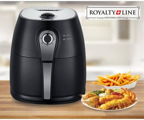 Royalty Line Airfryer Deluxe