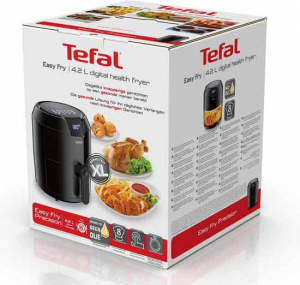 Tefal Easy Fry EY4018 test