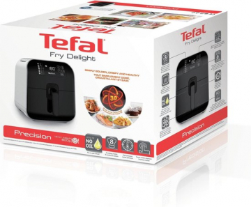 Tefal Fry Delight Precision FX1020 review test