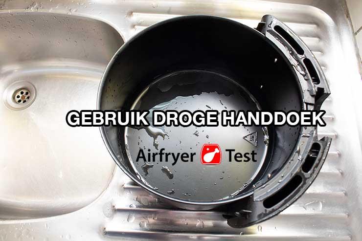 airfryer proper maken