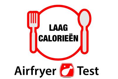 Calorieën patat airfryer