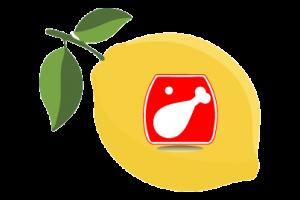 Airfryer schoonmaken met citroensap