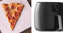 Pizza in Airfryer