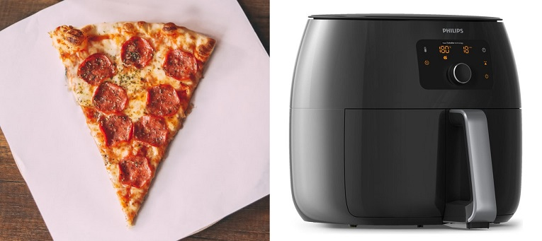 How To Make Pizza Using An Air Fryer