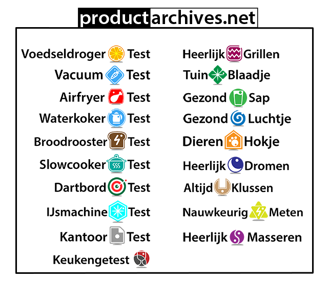 Productarchives airfryertest